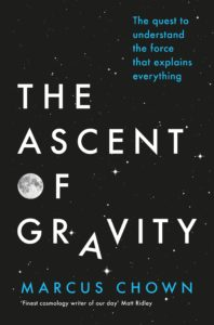 THE ASCENT OF GRAVITY cover 9781474601863