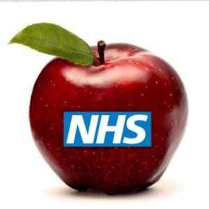 apple + nhs